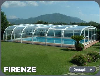 Coperture Mobili Per Piscina : Vendita coperture telescopiche per piscine ristoranti